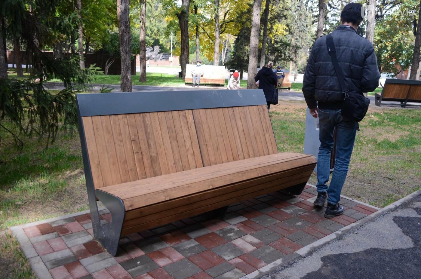 Как изменился парк 28 гвардейцев-панфиловцев в Алматы после реконструкции, фото-7