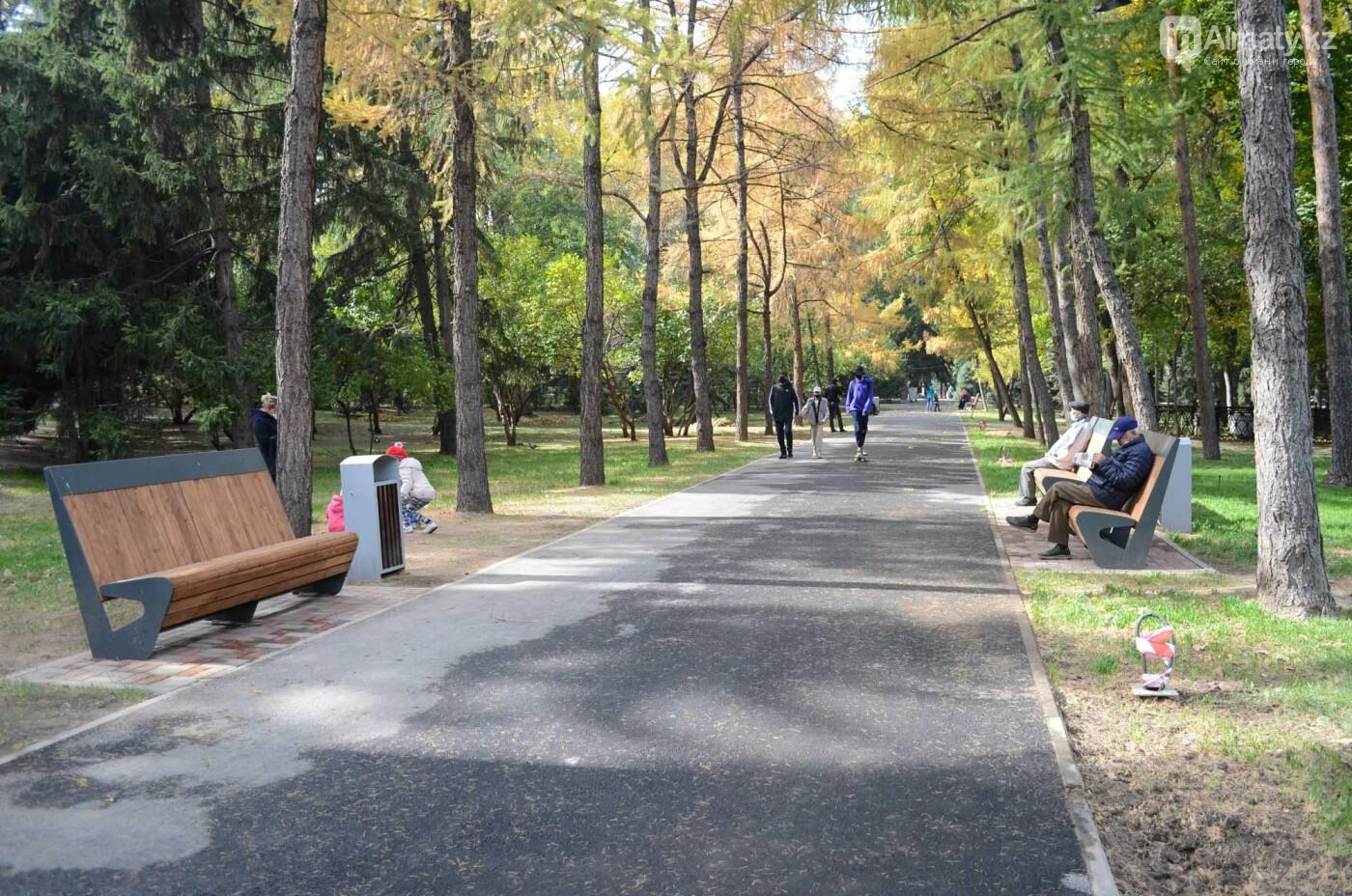 Как изменился парк 28 гвардейцев-панфиловцев в Алматы после реконструкции, фото-1