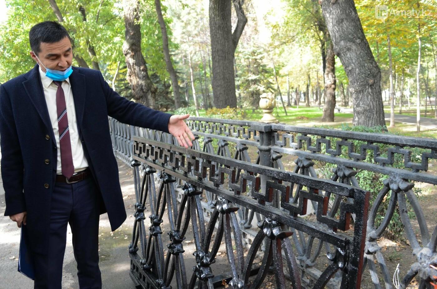 Как изменился парк 28 гвардейцев-панфиловцев в Алматы после реконструкции, фото-9