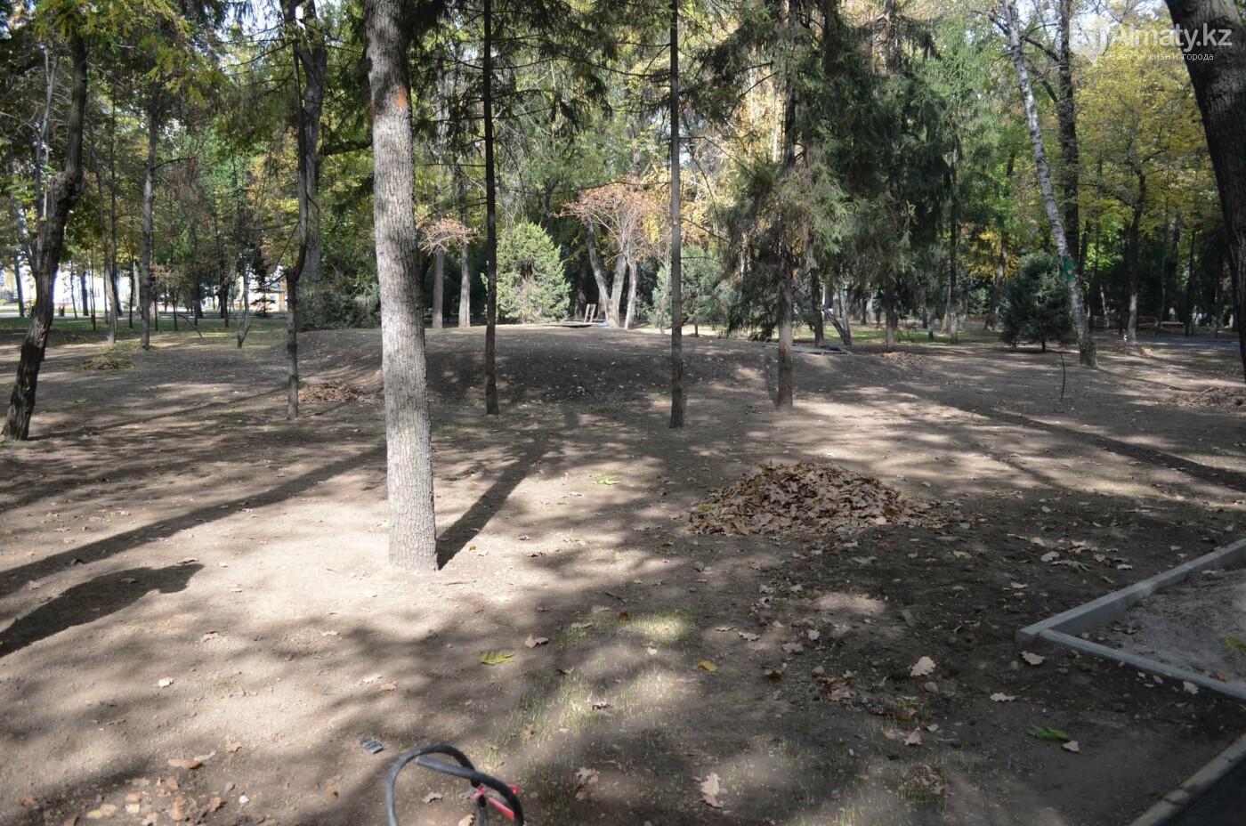 Как изменился парк 28 гвардейцев-панфиловцев в Алматы после реконструкции, фото-6
