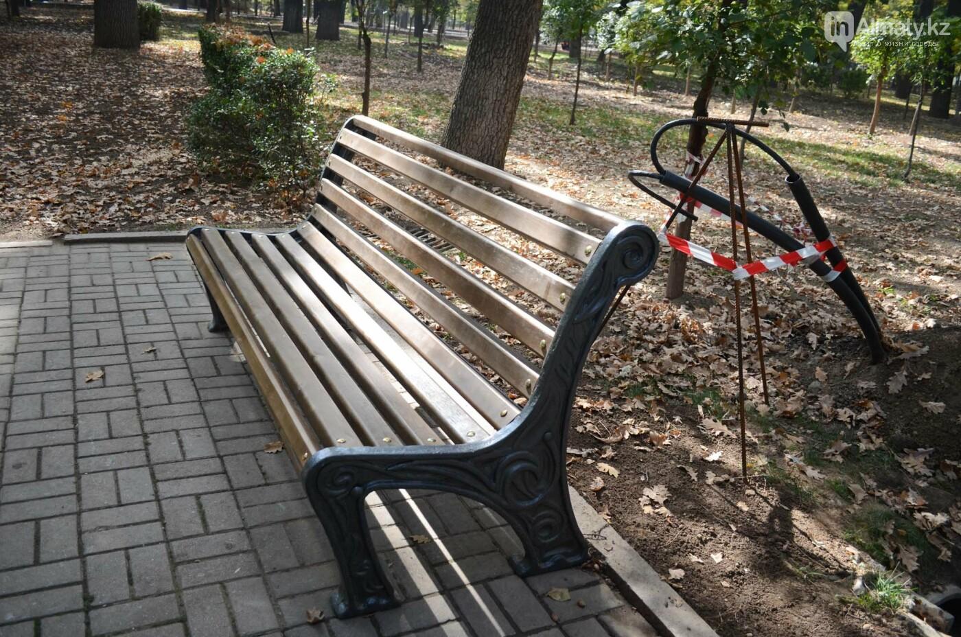 Как изменился парк 28 гвардейцев-панфиловцев в Алматы после реконструкции, фото-8