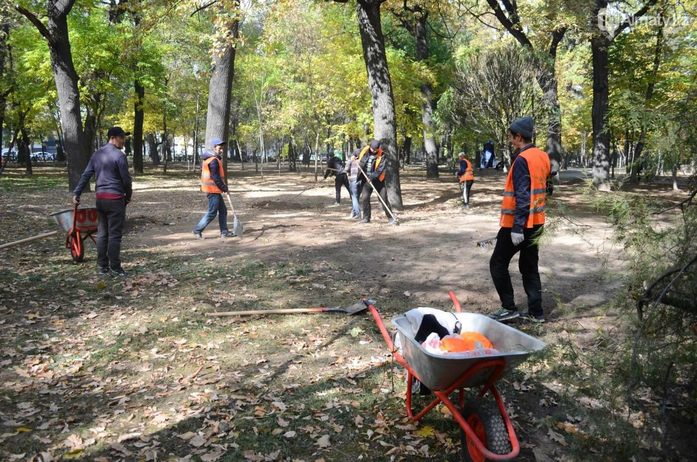 Как изменился парк 28 гвардейцев-панфиловцев в Алматы после реконструкции, фото-10