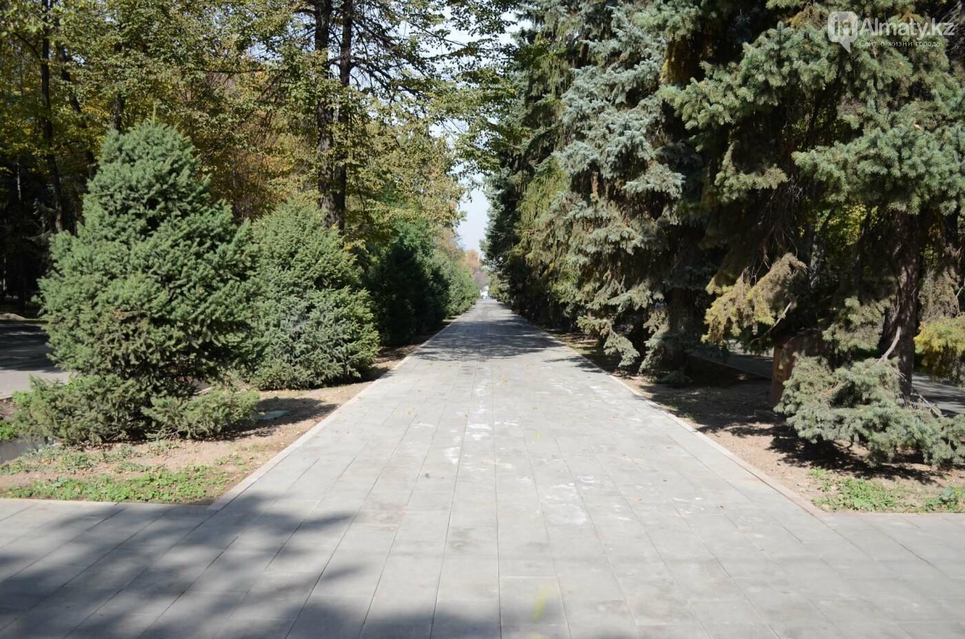 Как изменился парк 28 гвардейцев-панфиловцев в Алматы после реконструкции, фото-2