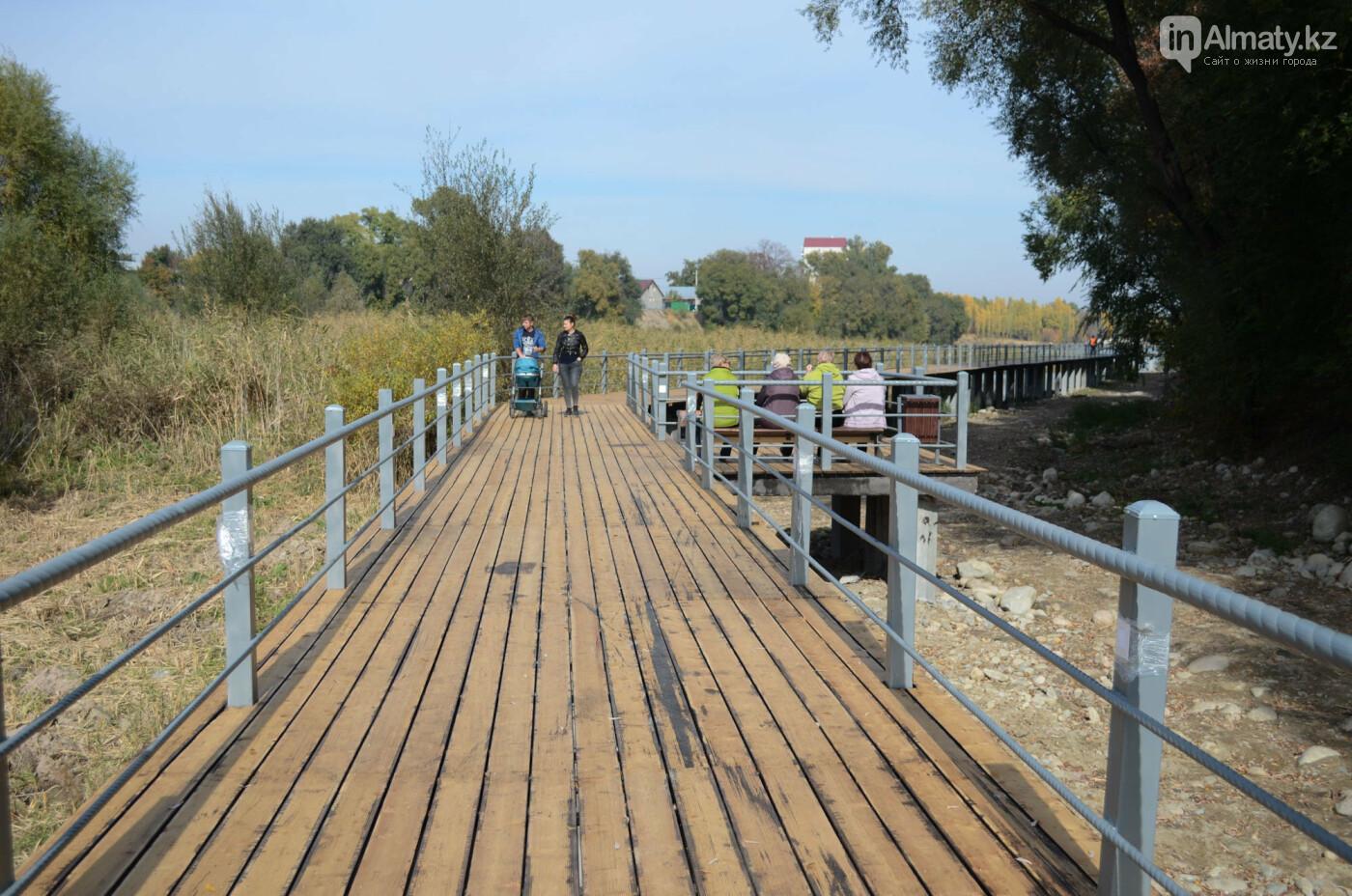 Как выглядит новый парк в зоне Аэропортовского озера и микрорайона Жас Канат в Алматы, фото-7