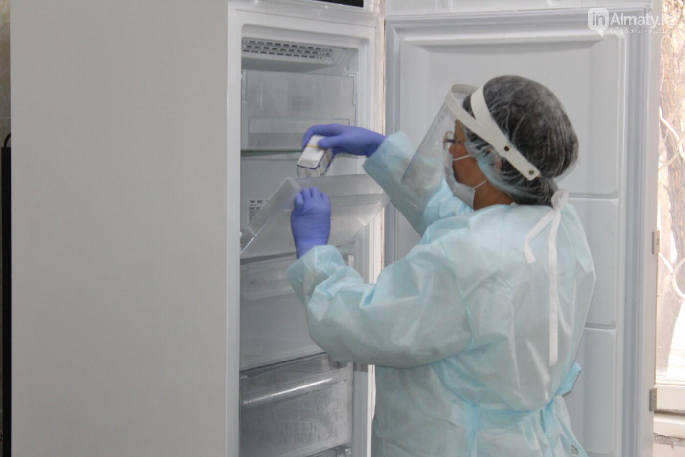Как проходит вакцинация от коронавируса в Алматы. ФОТО, фото-9