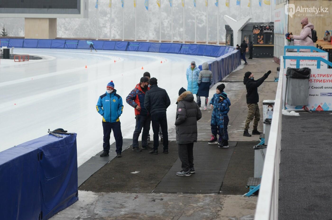 Горячий лёд Медеу: как прошел Кубок Казахстана по конькобежному спорту. ФОТО, фото-6