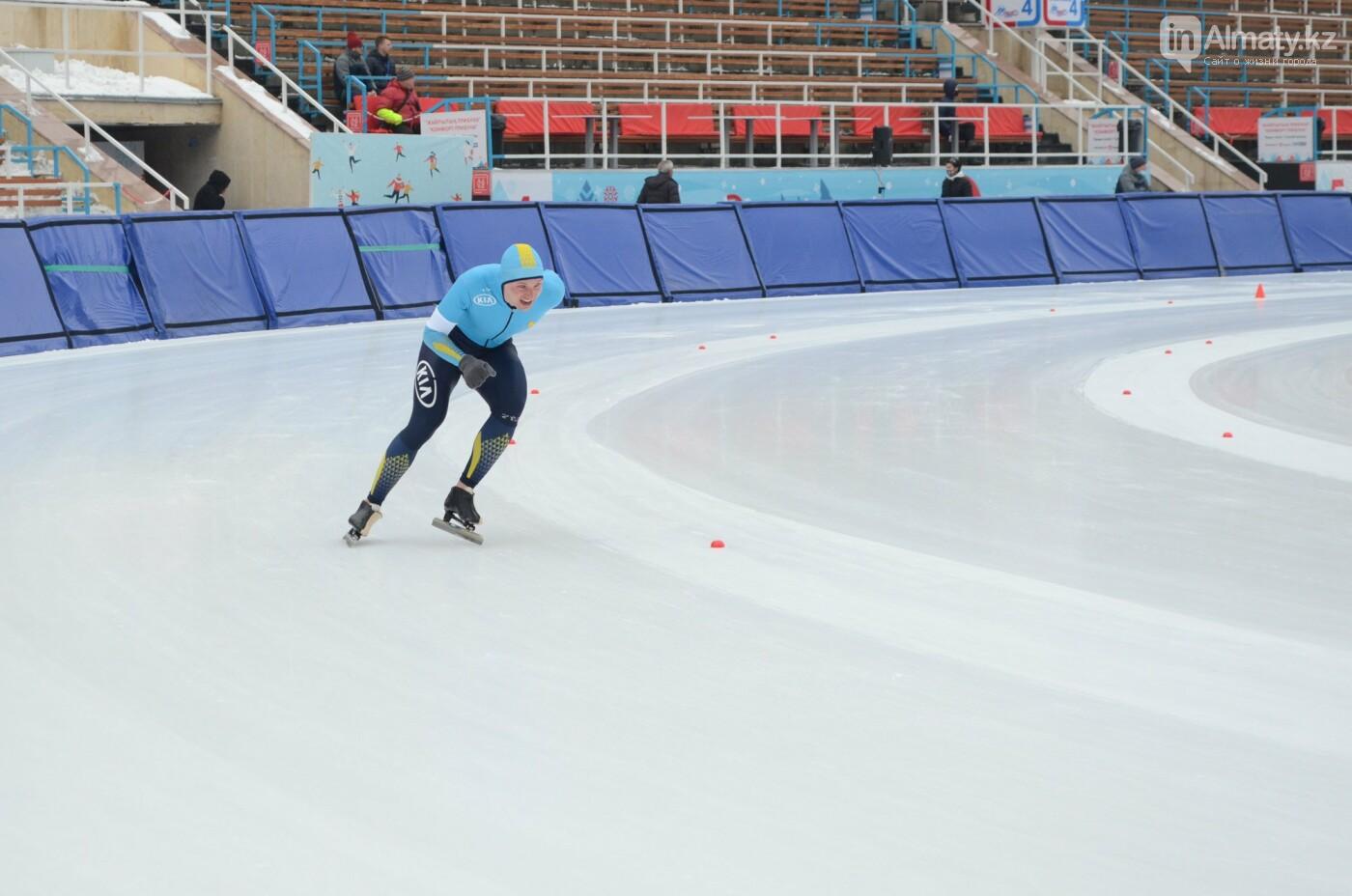 Кубок Казахстана проходил на четырех дистанциях