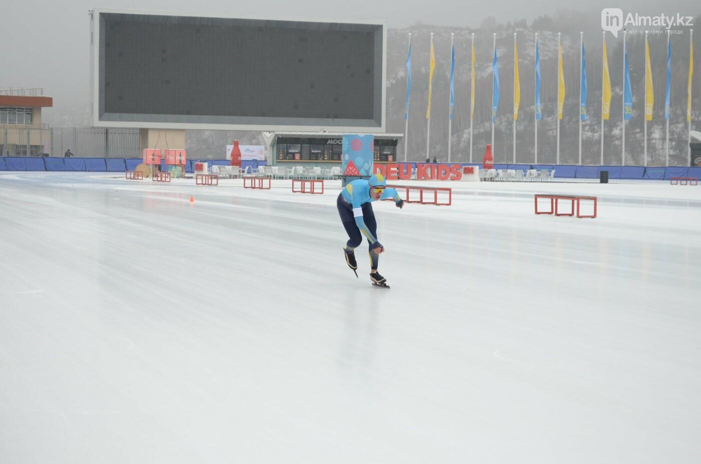 Спортсмены остались довольны качеством льда