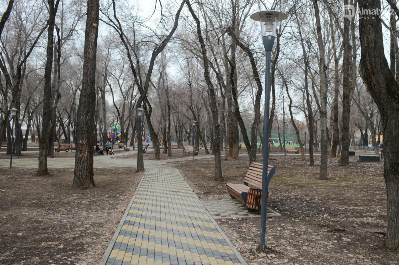 Как преобразился сквер «Шухова» в Медеуском районе Алматы после реконструкции, фото-9