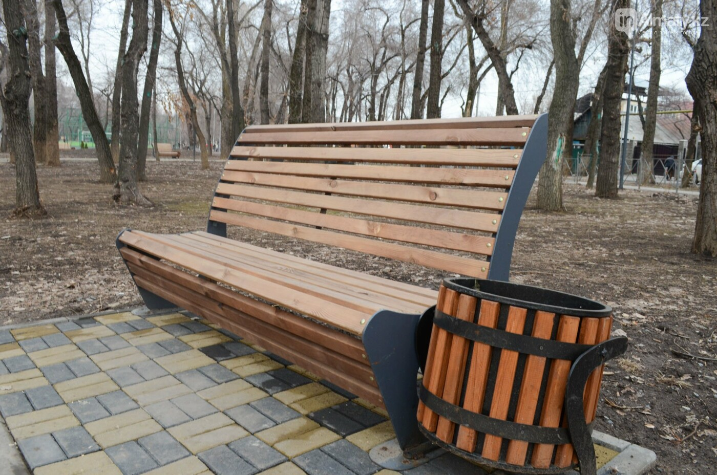 Как преобразился сквер «Шухова» в Медеуском районе Алматы после реконструкции, фото-11