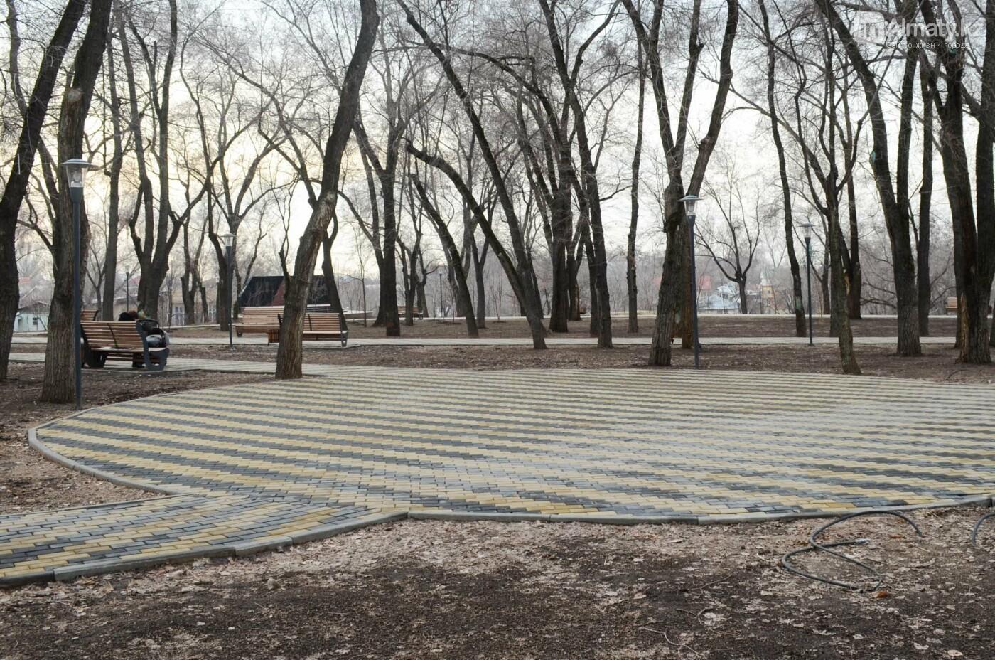 Как преобразился сквер «Шухова» в Медеуском районе Алматы после реконструкции, фото-10