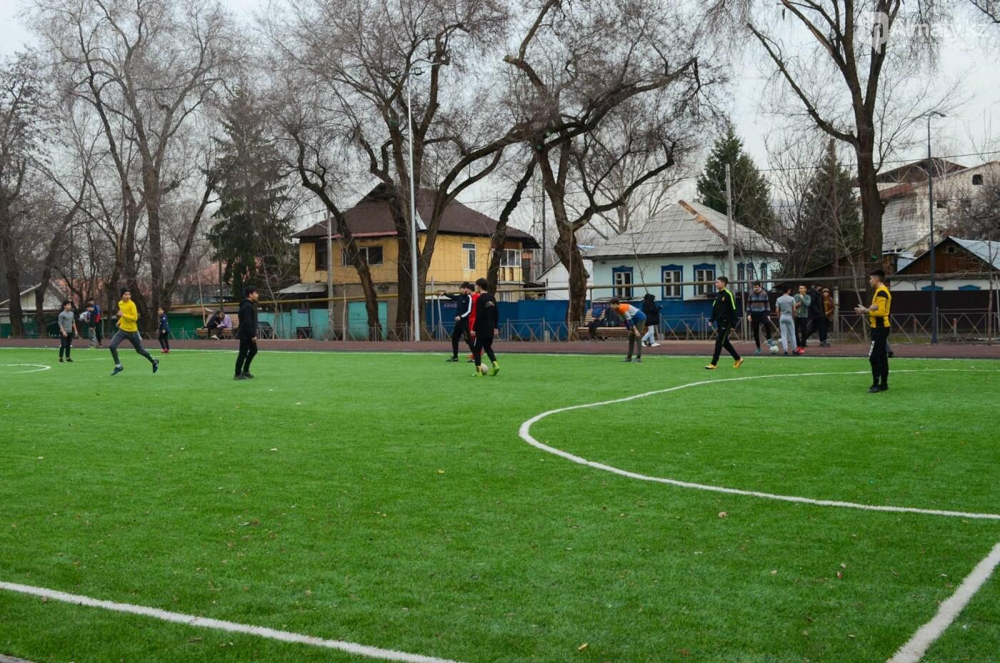 Как преобразился сквер «Шухова» в Медеуском районе Алматы после реконструкции, фото-12