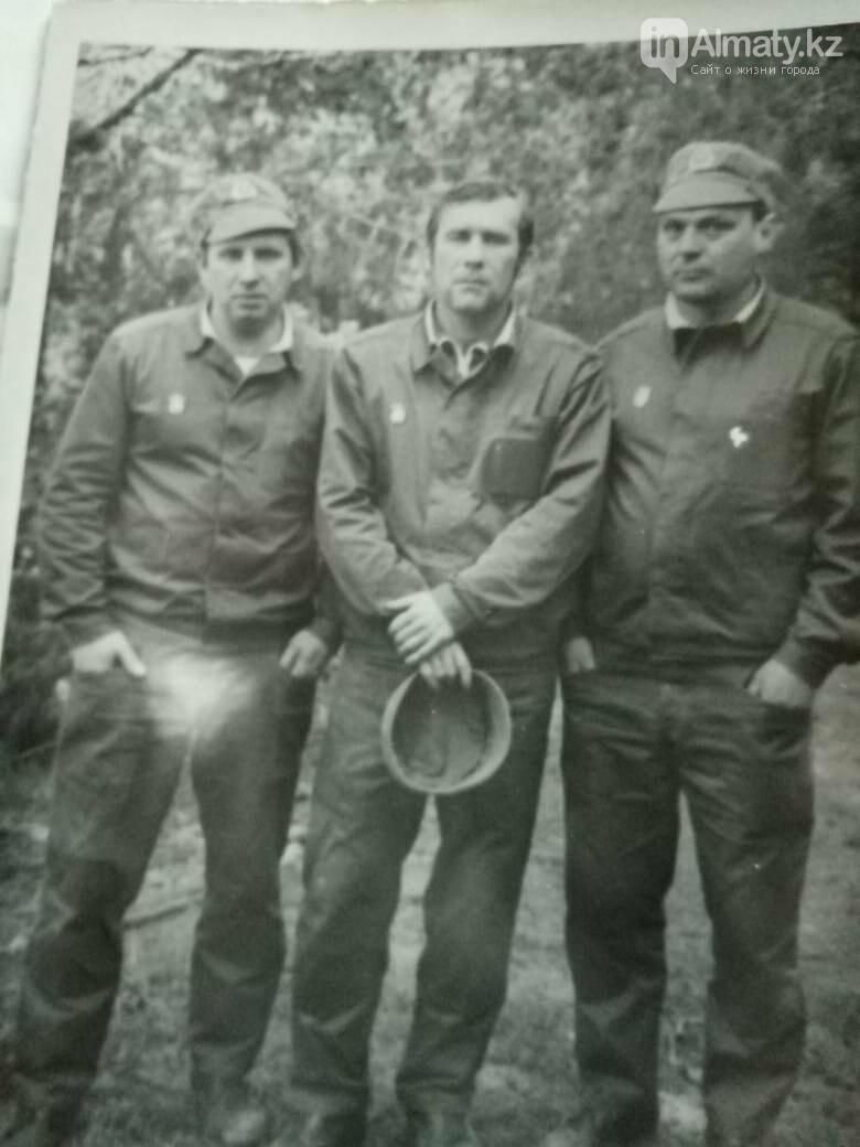 Алматинские ликвидаторы Чернобыля: «Зачищали комнаты, пока дозиметр не переставал «звенеть», фото-2