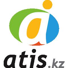 Логотип - АТИС ТОО, рекламное агентство