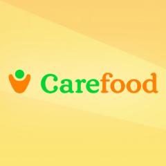 Логотип - Carefood (Кэрфуд), супермаркет в Алматы