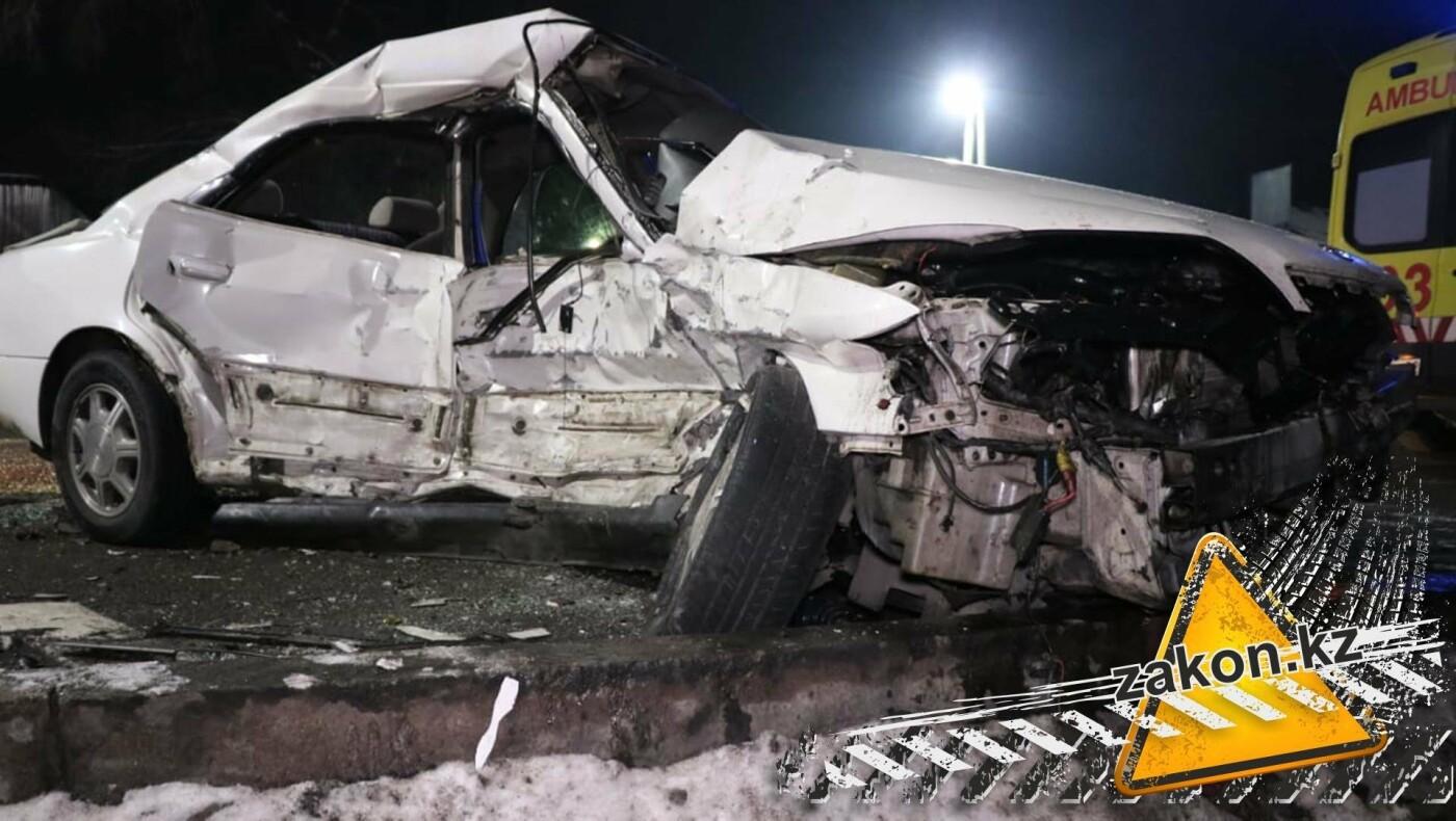 Авария со смертельным исходом произошла в Алматы , фото-3