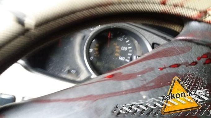 Авария со смертельным исходом произошла в Алматы , фото-1