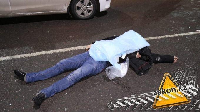 Авария со смертельным исходом произошла в Алматы , фото-2