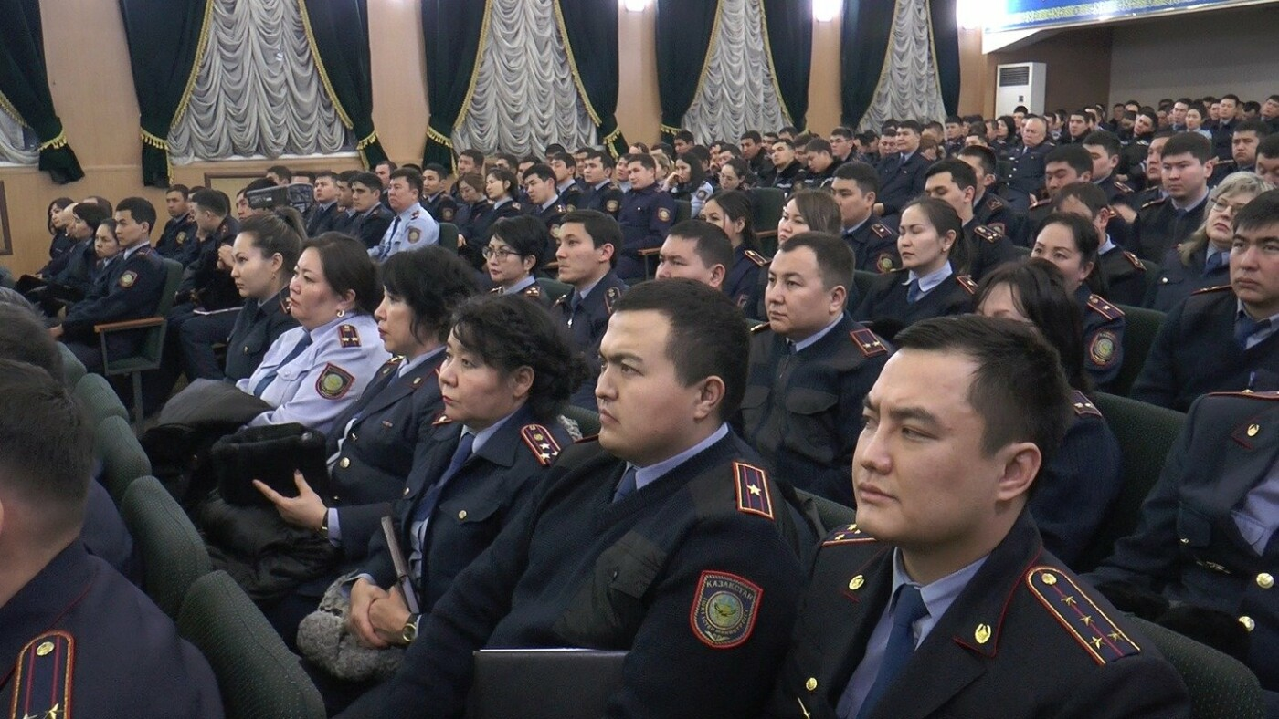 В полиции Алматы провели антикоррупционное заседание, фото-2
