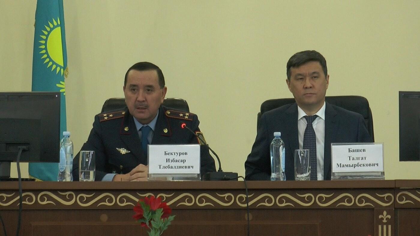 В полиции Алматы провели антикоррупционное заседание, фото-1