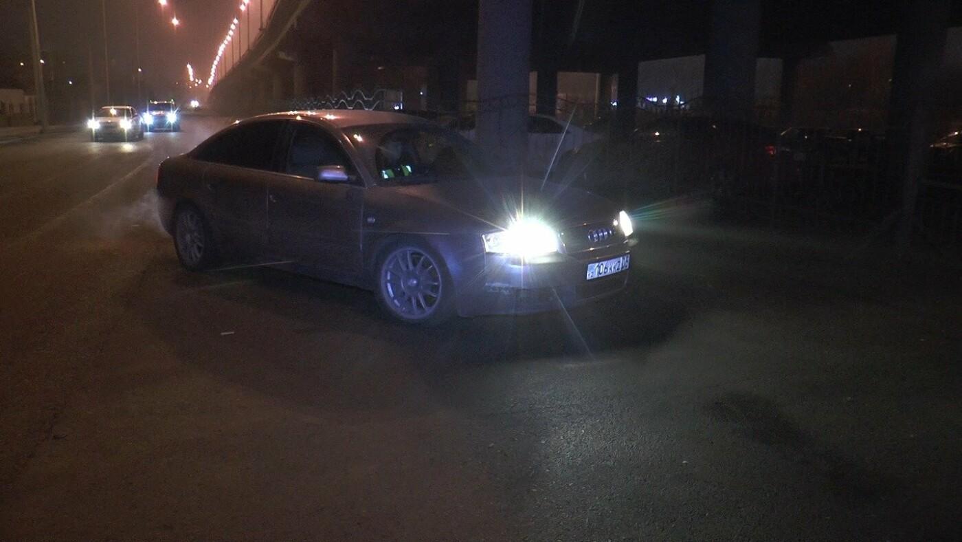 Обзор ночных отработок на дорогах Алматы, фото-2