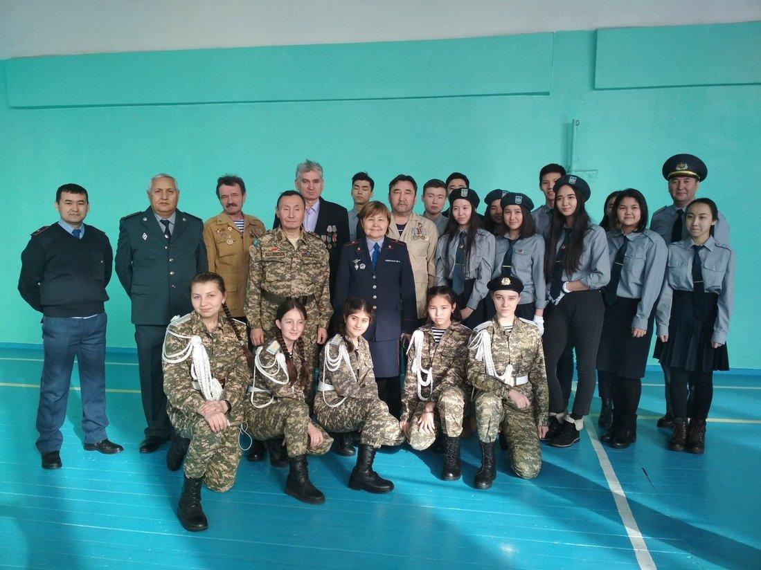 Спартакиада по военно-прикладному спорту прошла среди школьников Алматы, фото-1