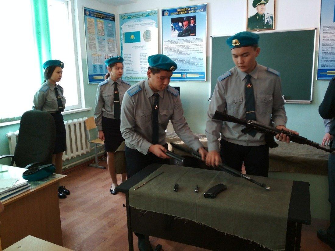 Спартакиада по военно-прикладному спорту прошла среди школьников Алматы, фото-2