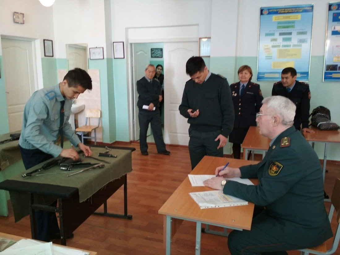 Спартакиада по военно-прикладному спорту прошла среди школьников Алматы, фото-3