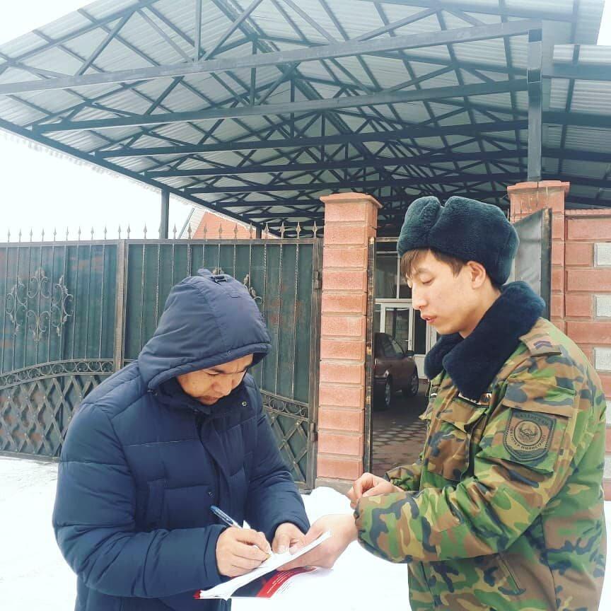 За выходные спасатели Алматы обошли более 11 тысяч домов, фото-1