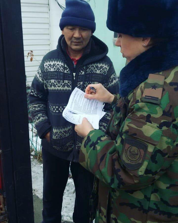 За выходные спасатели Алматы обошли более 11 тысяч домов, фото-2