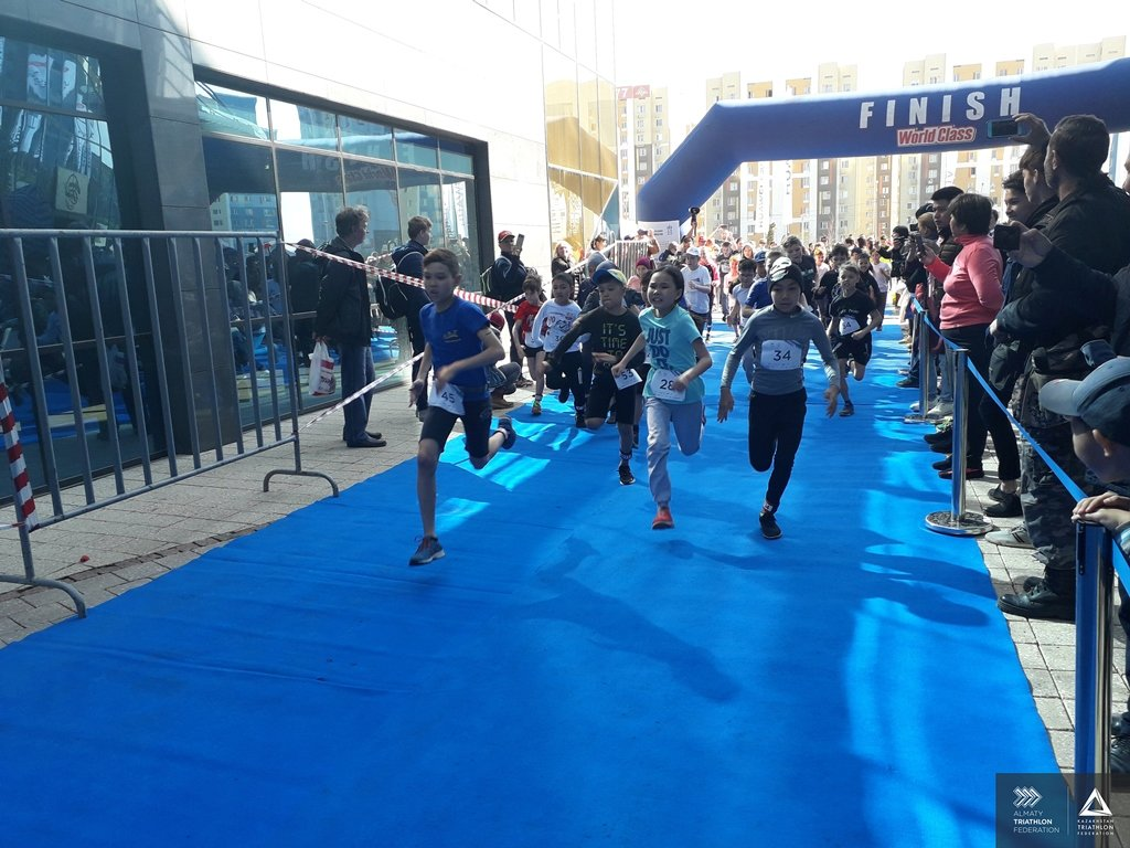 В Алматы триатлоном занимается больше 250 школьников, фото-4