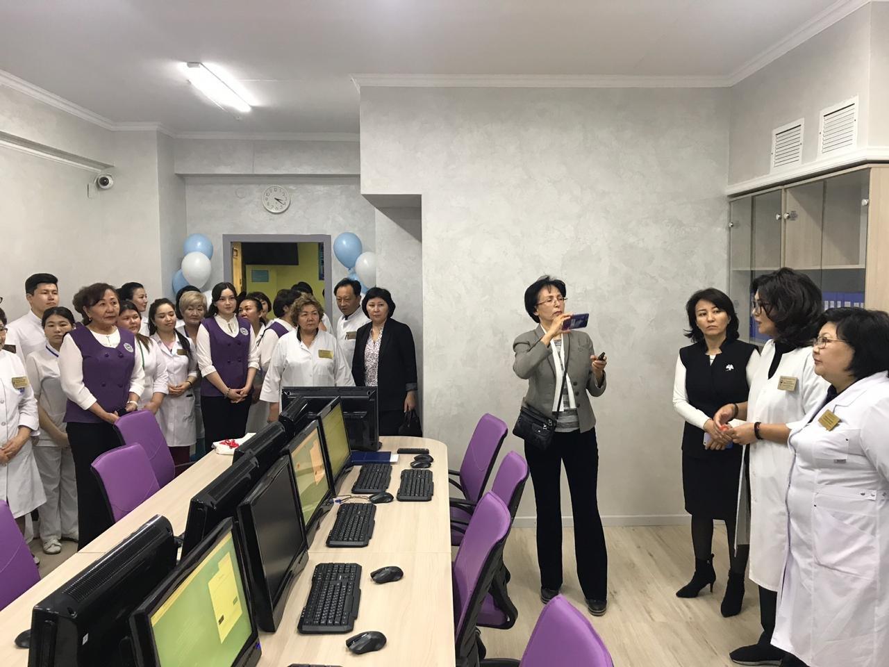 В поликлинике Алматы создали ситуационный центр, фото-2