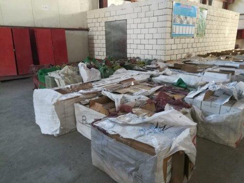 Контрабандиста с 400 тысячами пачек сигарет задержали в Кордае (ФОТО), фото-1