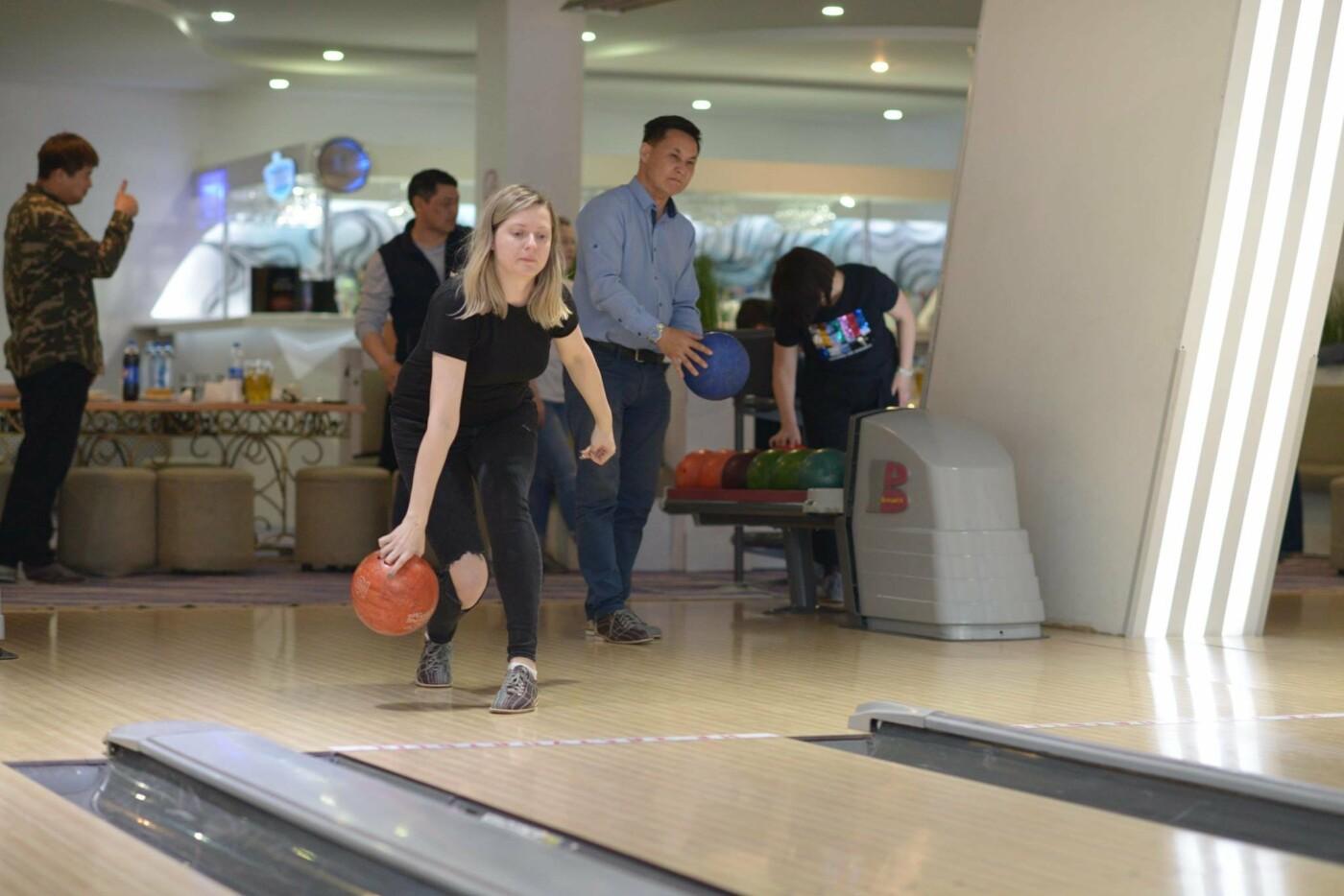 II турнир по боулингу среди журналистов прошел в Алматы (ФОТО), фото-11