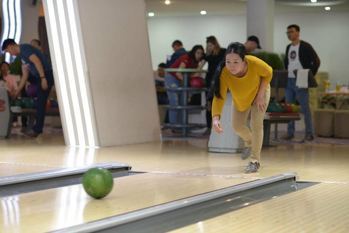II турнир по боулингу среди журналистов прошел в Алматы (ФОТО), фото-3
