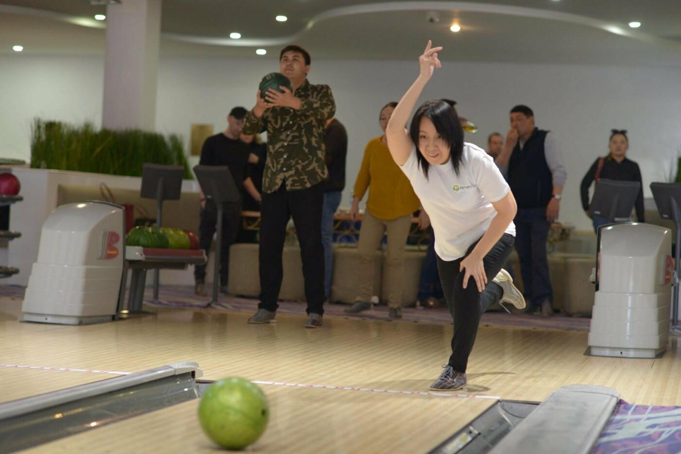 II турнир по боулингу среди журналистов прошел в Алматы (ФОТО), фото-5