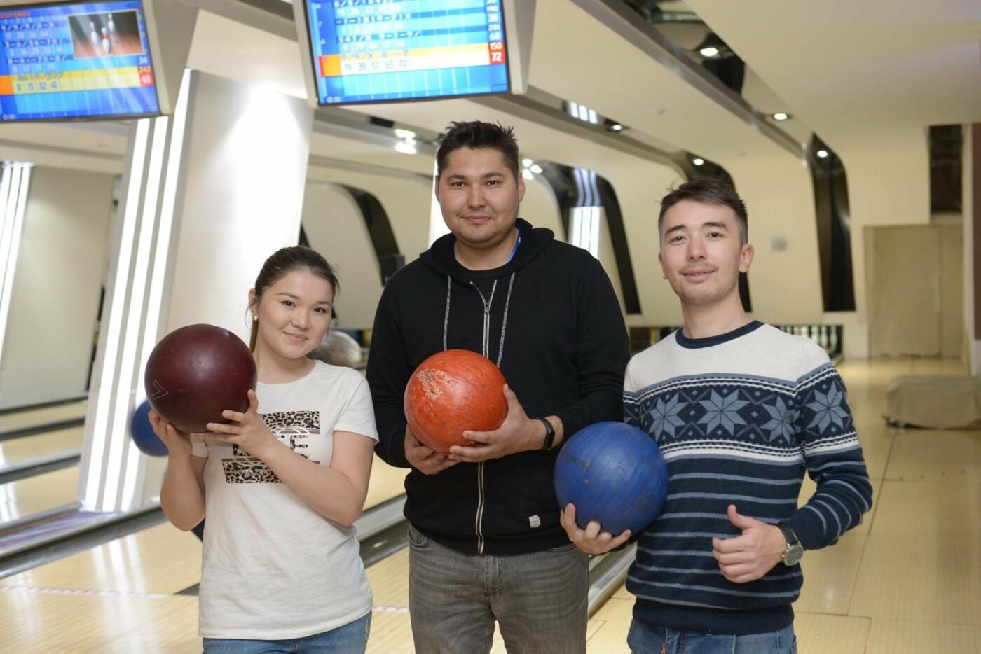 II турнир по боулингу среди журналистов прошел в Алматы (ФОТО), фото-17