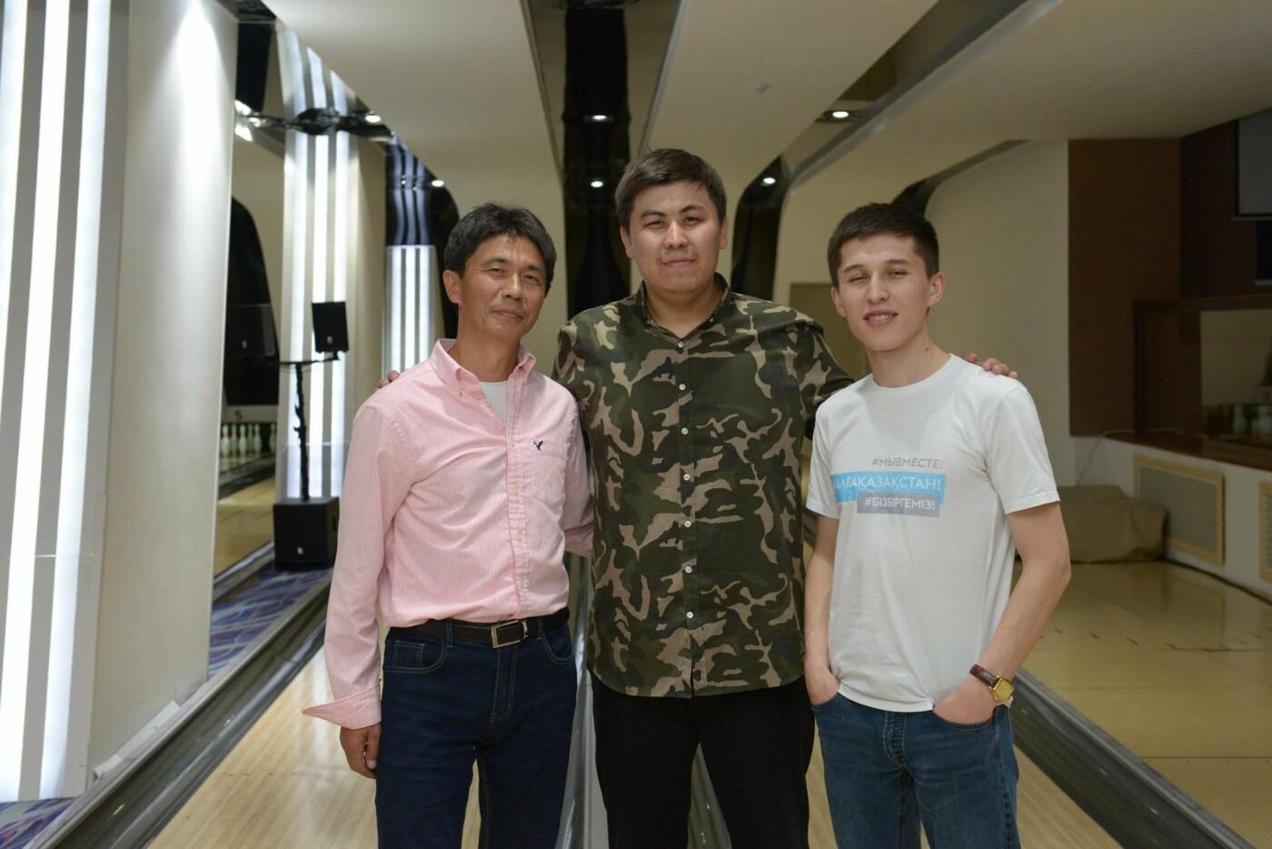 II турнир по боулингу среди журналистов прошел в Алматы (ФОТО), фото-19