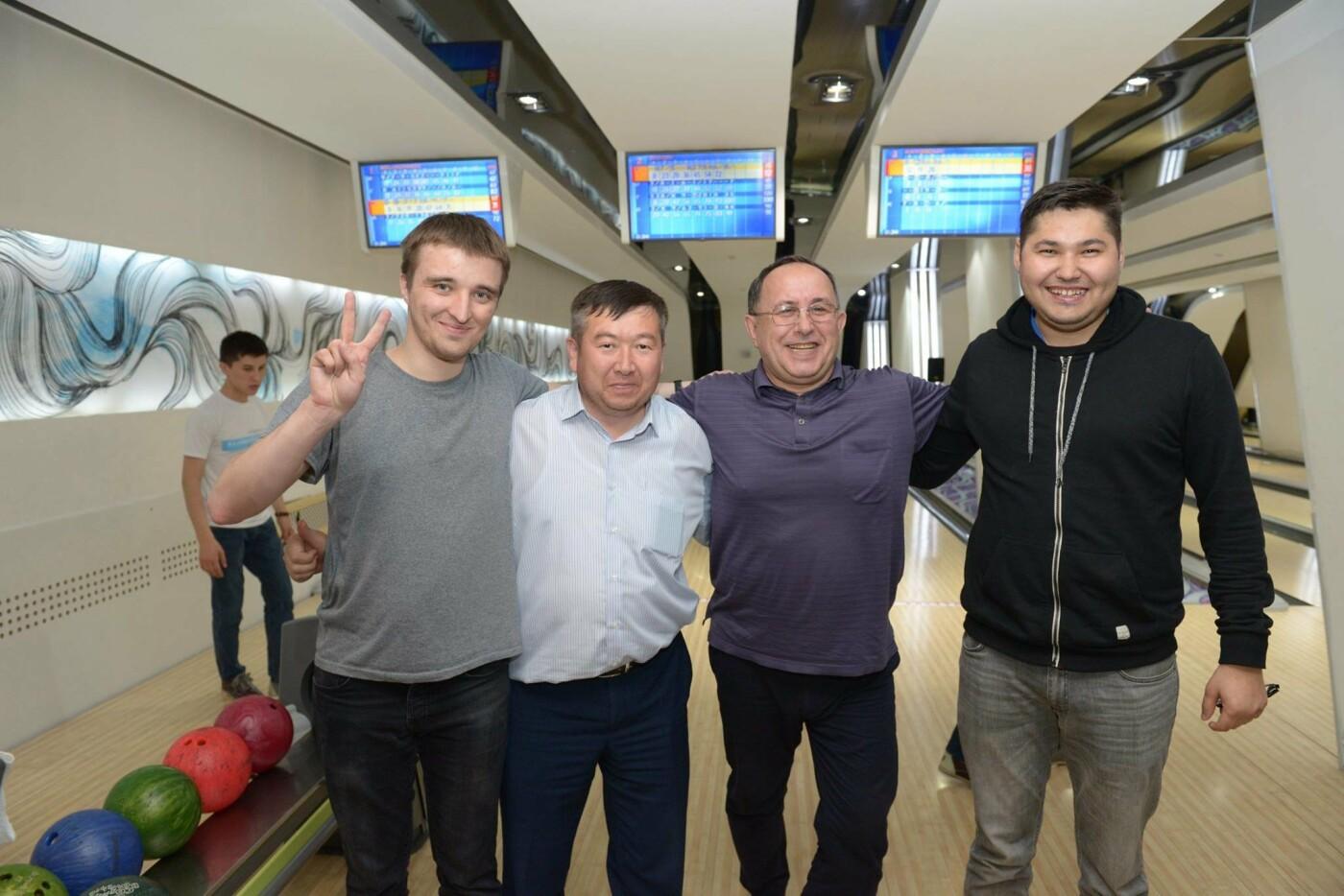 II турнир по боулингу среди журналистов прошел в Алматы (ФОТО), фото-15