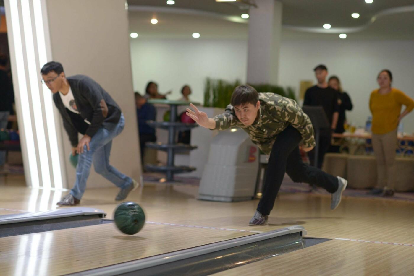 II турнир по боулингу среди журналистов прошел в Алматы (ФОТО), фото-4