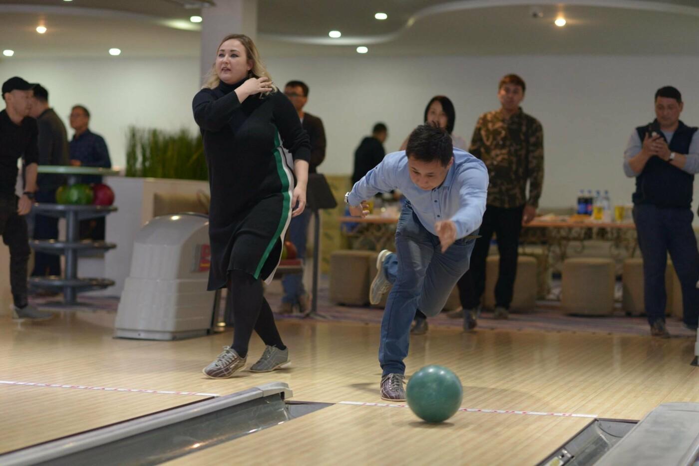 II турнир по боулингу среди журналистов прошел в Алматы (ФОТО), фото-2