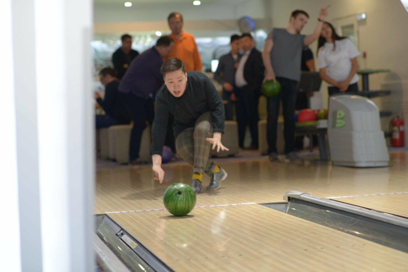II турнир по боулингу среди журналистов прошел в Алматы (ФОТО), фото-12