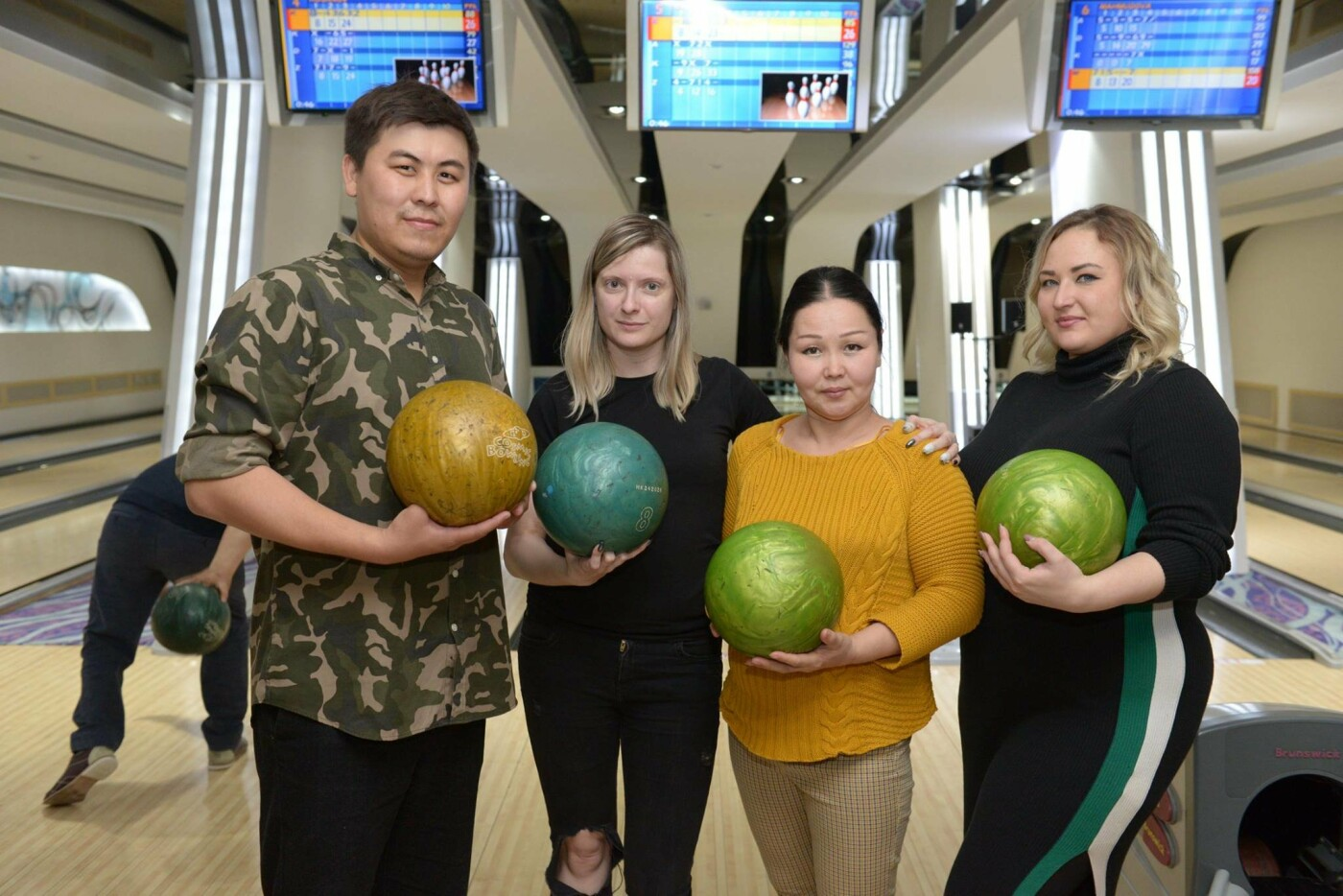 II турнир по боулингу среди журналистов прошел в Алматы (ФОТО), фото-26
