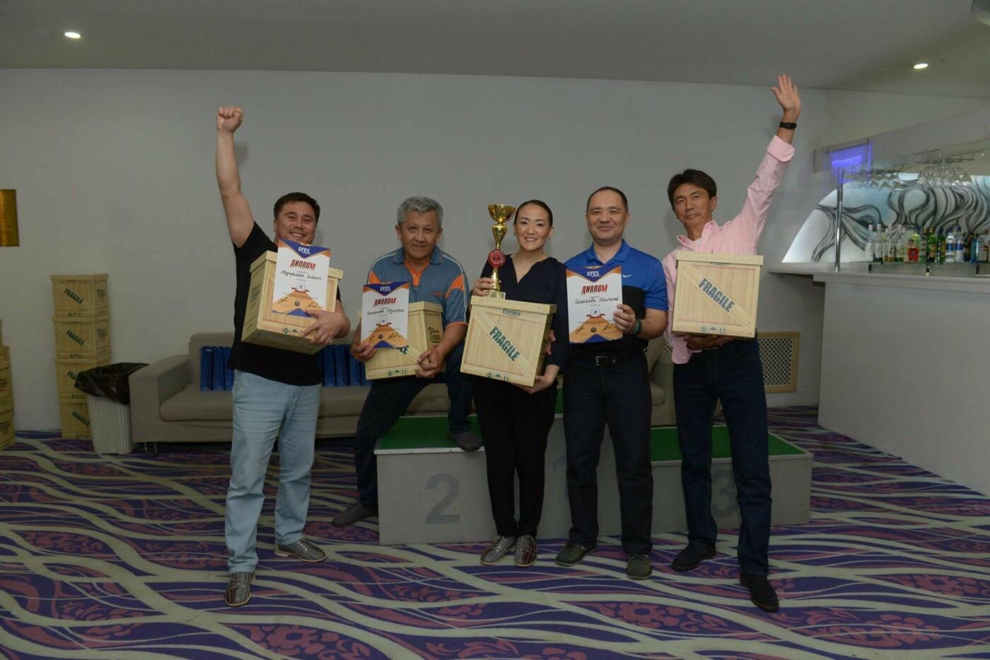 II турнир по боулингу среди журналистов прошел в Алматы (ФОТО), фото-21