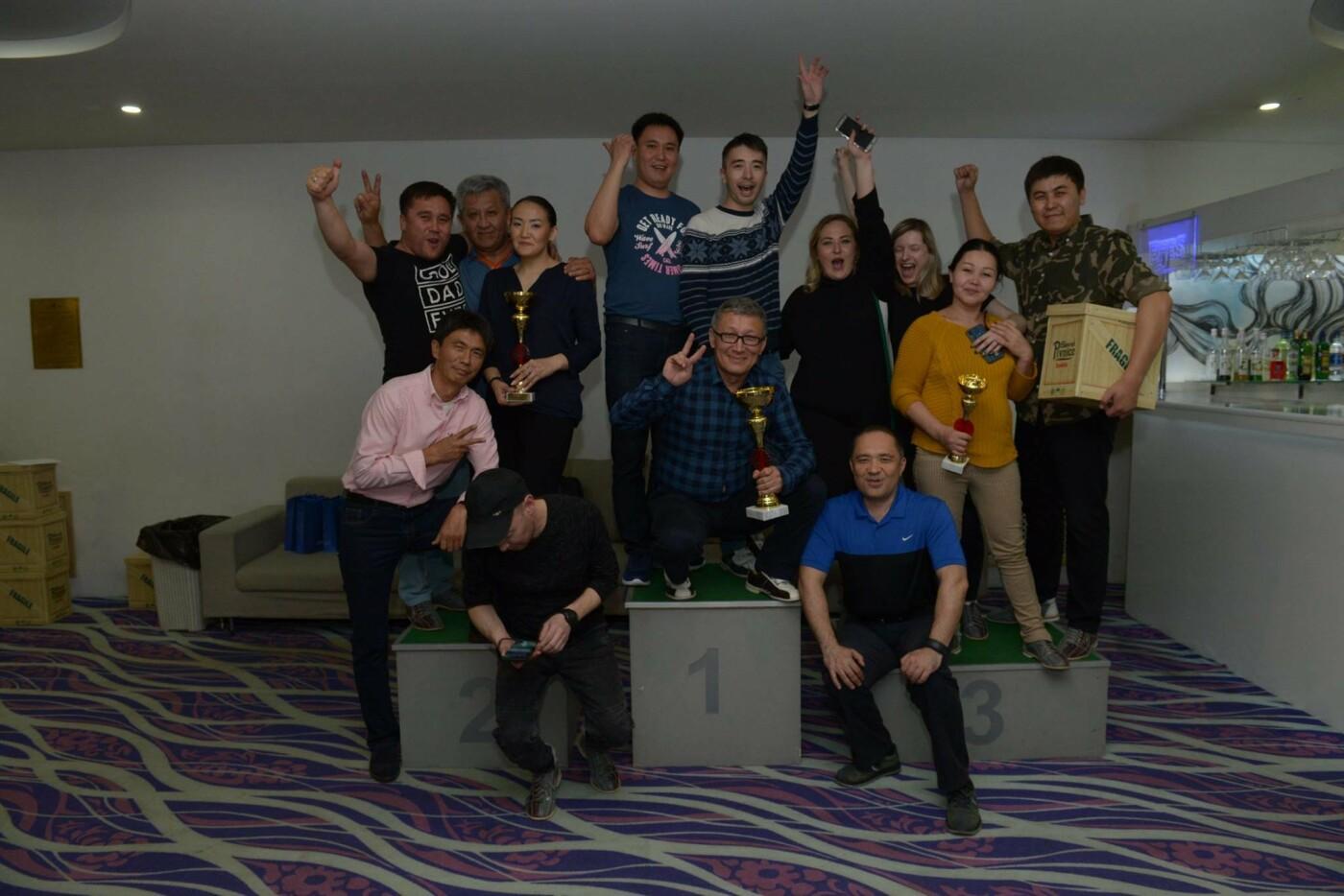 II турнир по боулингу среди журналистов прошел в Алматы (ФОТО), фото-23