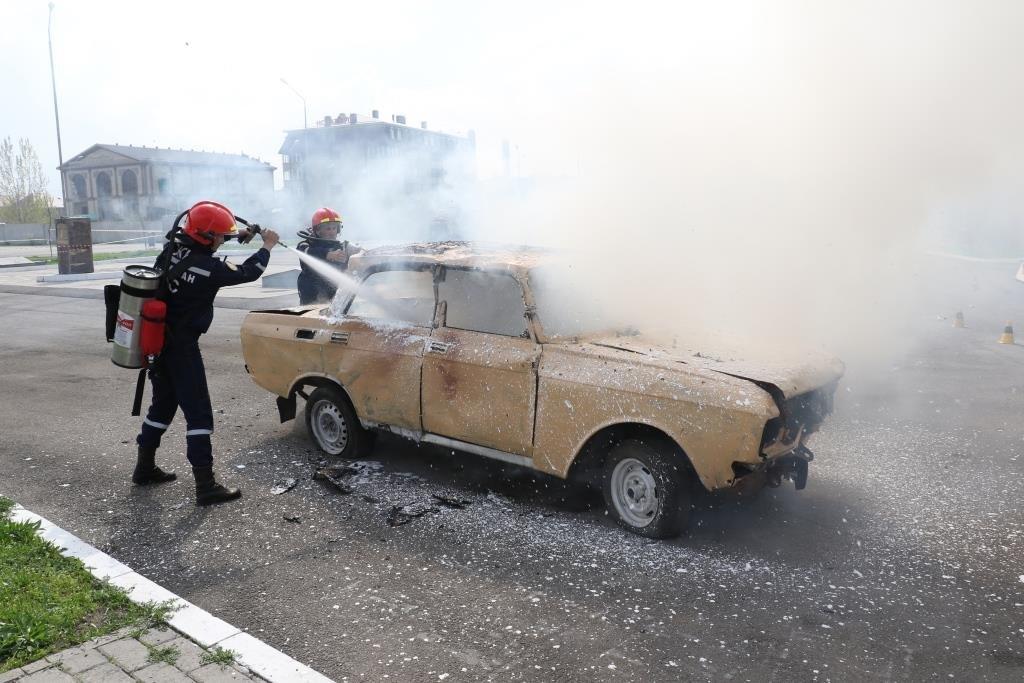 На дорогах Алматы начнут действовать пожарные-мотоциклисты (ФОТО), фото-4