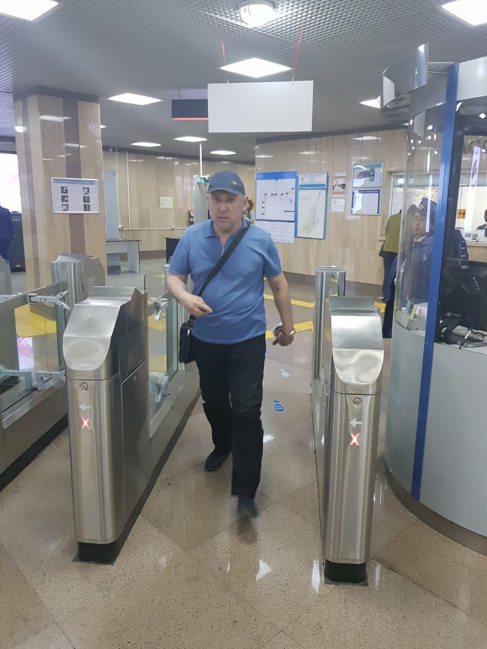В Алматы на станции метрополитена «Абай» открыли турникет честности (ФОТО), фото-3