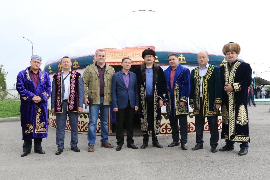 Алматинские спасатели отметили Наурыз (ФОТО), фото-6
