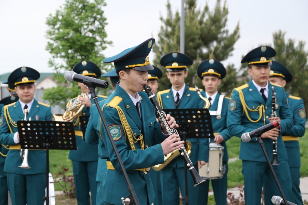 Алматинские спасатели отметили Наурыз (ФОТО), фото-9