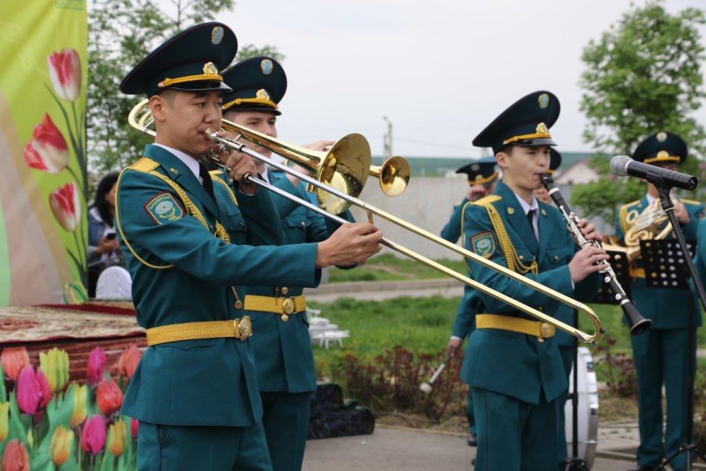 Алматинские спасатели отметили Наурыз (ФОТО), фото-10